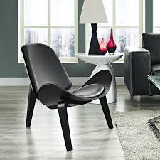 mid century modern hans wegner ch07 lounge chair replica new