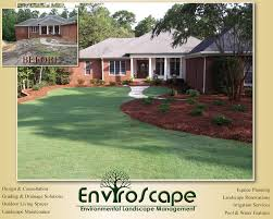 aiken enviroscape landscaping outdoor living irrigation and drainage