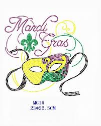 mardi gras items aliexpress buy free ship 30pc crab gold hotfix rhinestones