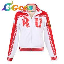 White Russian Halloween Costume Aliexpress Buy Cgcos Free Shipping Cosplay Costume Yuri