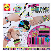 bracelet kit images Alex toys do it yourself wear ultimate glam rock bracelet kit target