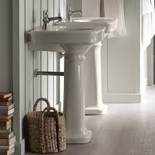 kohler bancroft pedestal sink kohler bancroft pedestal sink google search bathroom pinterest