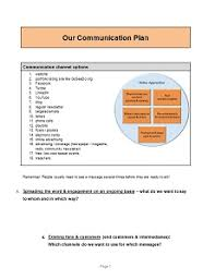 the secrets of a successful communication plan arts marketing kit