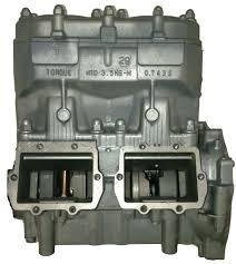 rebuilt kawasaki 650cc two stroke engine
