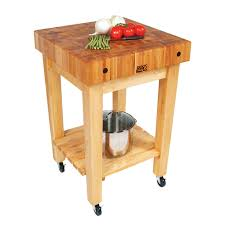 john boos butcher block table john boos gb c 4 maple top butcher block work table w undershelf