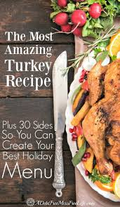 31 amazing thanksgiving recipes plus 30 sides to choose from