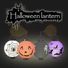 halloween paper lanterns halloween paper lanterns 3 24 ea from amazon set of 4