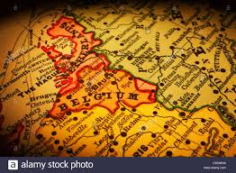 Map Of Belgium In Europe by Belgium Europe Map Stock Photos U0026 Belgium Europe Map Stock Images