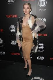 Young Vanity Amanda Steele At Vanity Fair And Fiat Young Hollywood Celebration