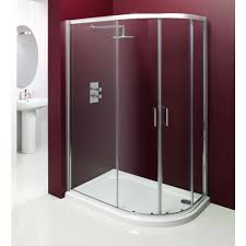 E Shower Door Merlyn Entrée 2 Door Offset Quadrant Shower Enclosure 1000 X
