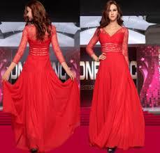beautiful long red prom dresses samples beautiful long red prom