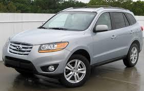 2010 hyundai santa fe price hyundai santafe 2010 cars used cars car reviews and