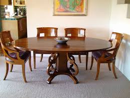 round dining table vs rectangle new round dining table in