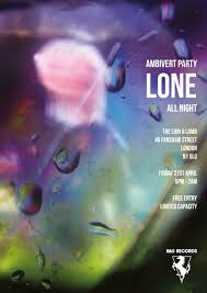 ra ambivert party lone all night at lion and lamb london