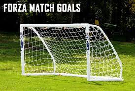 Soccer Net For Backyard by Soccer Goals Nets U0026 Kids Soccer Goals For Sale Forza Goal Usa