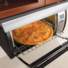 Pizza Oven Toaster Black Decker Spacemaker Toaster Oven Black And Stainless