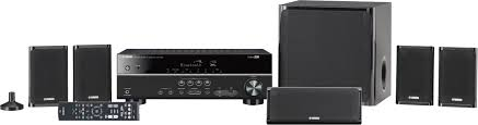 home theater systems in india yamaha 725w 5 1 ch 3d home theater system black yht 4930ubl