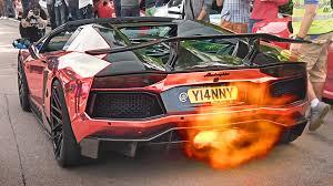 Lamborghini Aventador Dimensions - yiannimize lamborghini aventador flames youtube
