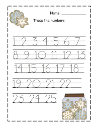 Tracing Names Worksheet Trace The Numbers Worksheets Activity Shelter