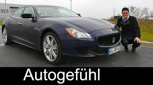 maserati quattroporte 2015 2015 maserati quattroporte test drive review v6 diesel