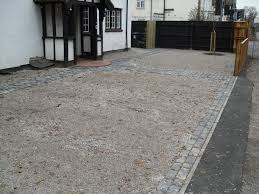 Pea Gravel Front Yard - imposing ideas cost of gravel driveway beauteous cost of pea
