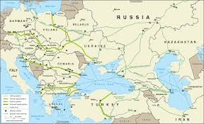 Europe Russia Map Allrussias Maps Of Russia