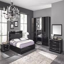 chambre à coucher blanc et noir la chambre a coucher noir agendart ivoire