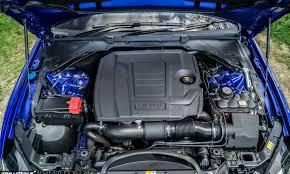 New Jaguar F Pace 25t 2 0 Litre Turbo Petrol Review Pics Jaguar 2 0 Litre 25t Ingenium Engine Review Carwitter