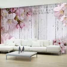 Schlafzimmer Holz Ebay Fototapete Holz Optik Bretter Vlies Tapete Blumen Wandbild 3