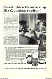 G Stige K Hen 53 Besten Vintage Print Ads Reklame Süße Getränke Ohne Alkohol