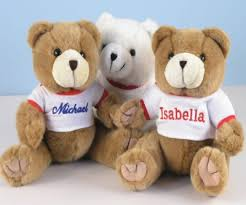 Engraved Teddy Bears Personalized Teddy Bear Personalized Bear