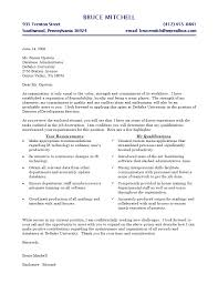 cover letter for computer science lecturer job with examples jobs