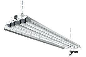 commercial electric 3ft led shop light led 4 foot light fixture blogie me