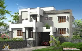 2d elevations modren houses interior design ideas