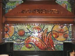 Stained Glass Backsplash by 115 Best Mosaic Images On Pinterest Stained Glass Glass Art And