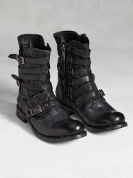 buckle motorcycle boots engineer triple buckle boot john varvatos