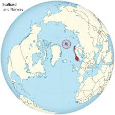 Arctic Circle Map Svalbard Travel A Guide To Help Plan Your Visit To The Arctic