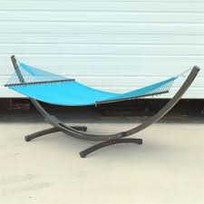 Outdoor Hammock With Stand Furniture Inspiring Unique Outdoor Furniture Design Ideas With