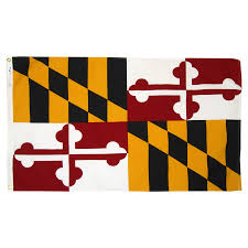 Colonial Flag Company Maryland State Flags Nylon Or Polyester