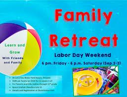family retreat labor day weekend u2013 christ united methodist church
