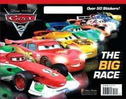 disney cars colouring book pixar coloring pages books color