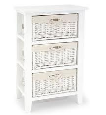 espresso kitchen bathroom linen storage 4 drawer wicker basket