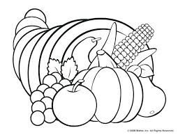 free printable coloring pages for thanksgiving free printable