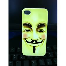 iphone 4s design mask design plastic back cover for iphone 4 4s 6376
