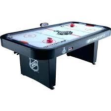 Easton Air Hockey Table Air Hockey Table 7 Vibe Air Hockey Table