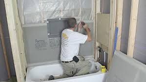 Easy Step Bathtub Learn How To Tile A Shower And Make It Look Awesome