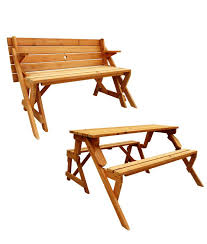 Foldable Picnic Table Design by Part Of Folding Picnic Table Bench To Make Your Picnic Complete