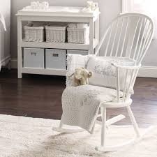 white rocking chair nursery empire rocker features tufted wing for