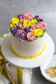 flower cake buttercream flowers cake the epicurean