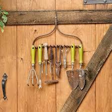 12 clever diy garden tool storage ideas